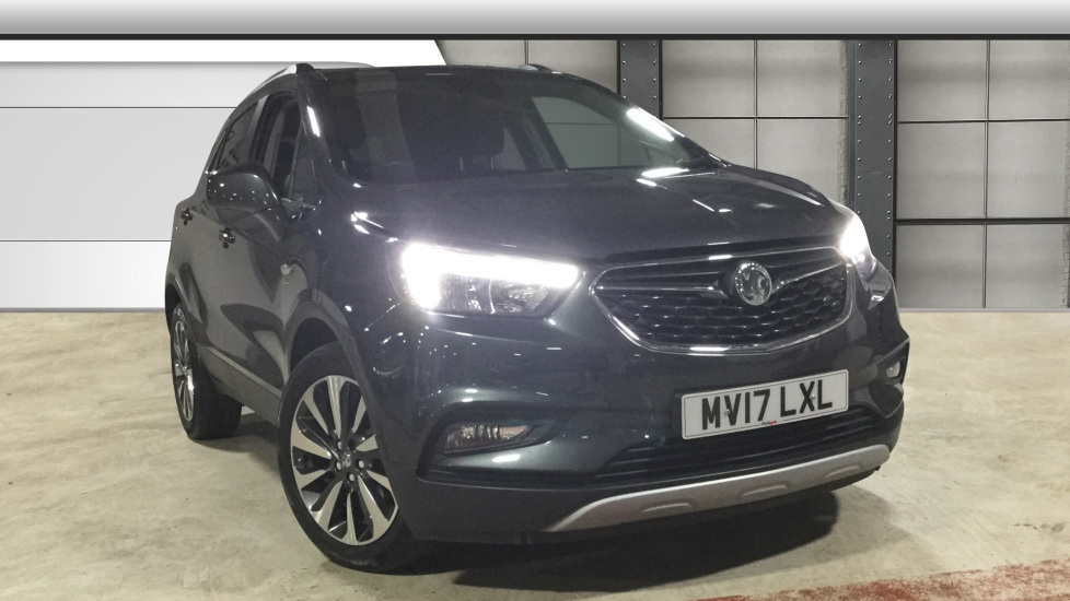 Used Vauxhall Mokka X SUV 1.4i Turbo Elite (s/s) 5dr