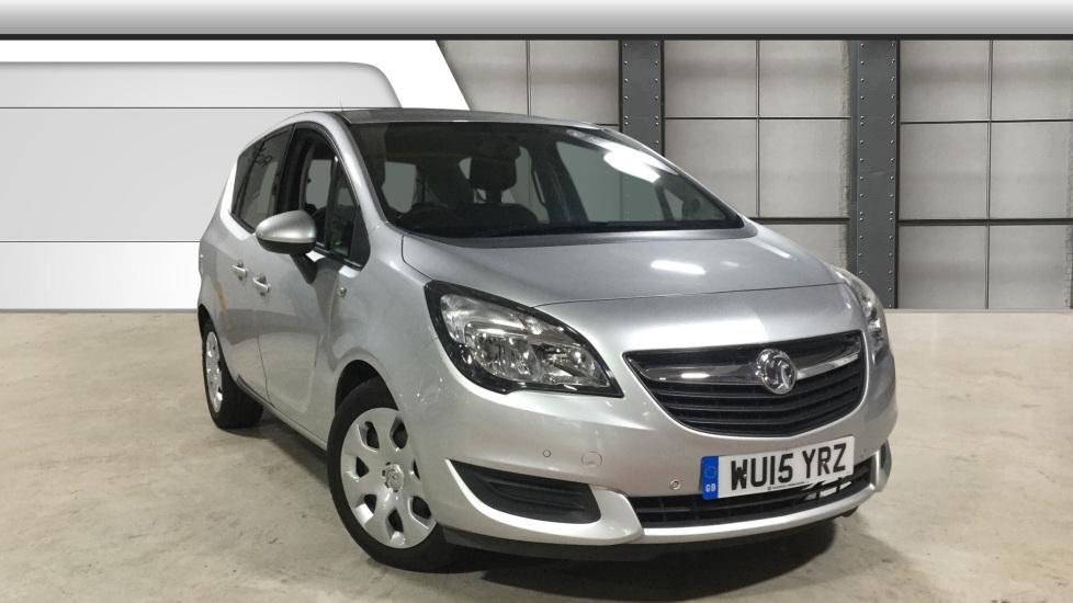 Used Vauxhall Meriva MPV 1.4 i 16v Exclusiv 5dr (a/c)