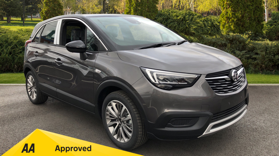 Vauxhall Crossland X 1.2 (83) Griffin (Start Stop) 5 door Hatchback (20MY)