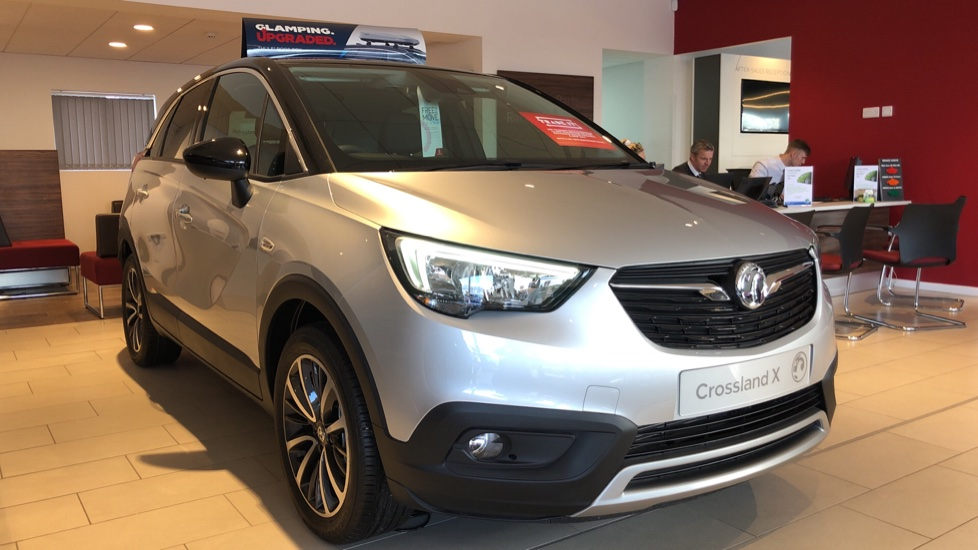 Vauxhall Crossland X 1.2T (130) Elite Nav (Start Stop) 5 door Hatchback (17MY)