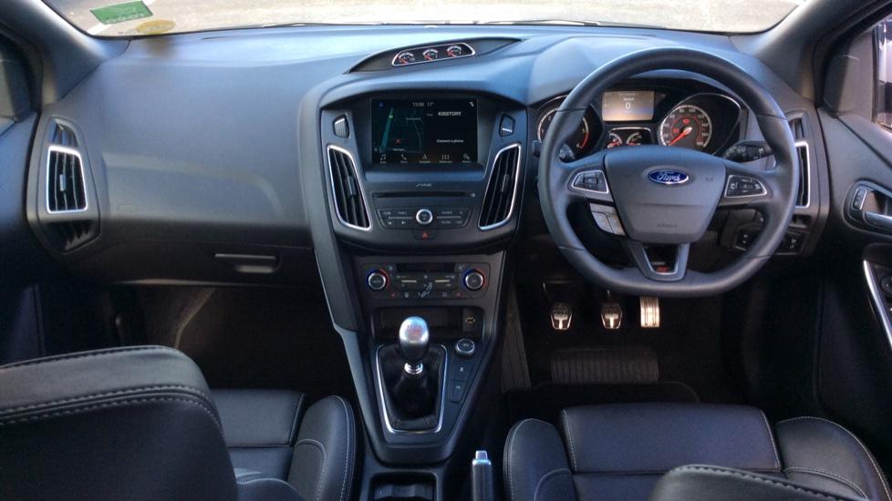 Ford Focus 2.0 TDCi 185 ST-3 5dr image 9