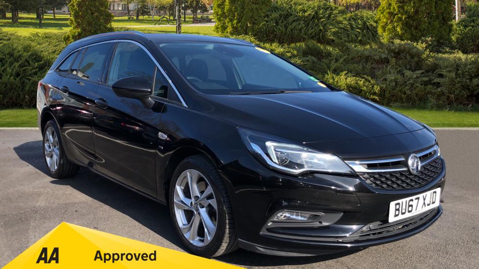 Vauxhall Astra 1.6 CDTi 16V 136 SRi Nav 5dr Diesel Estate (2017)