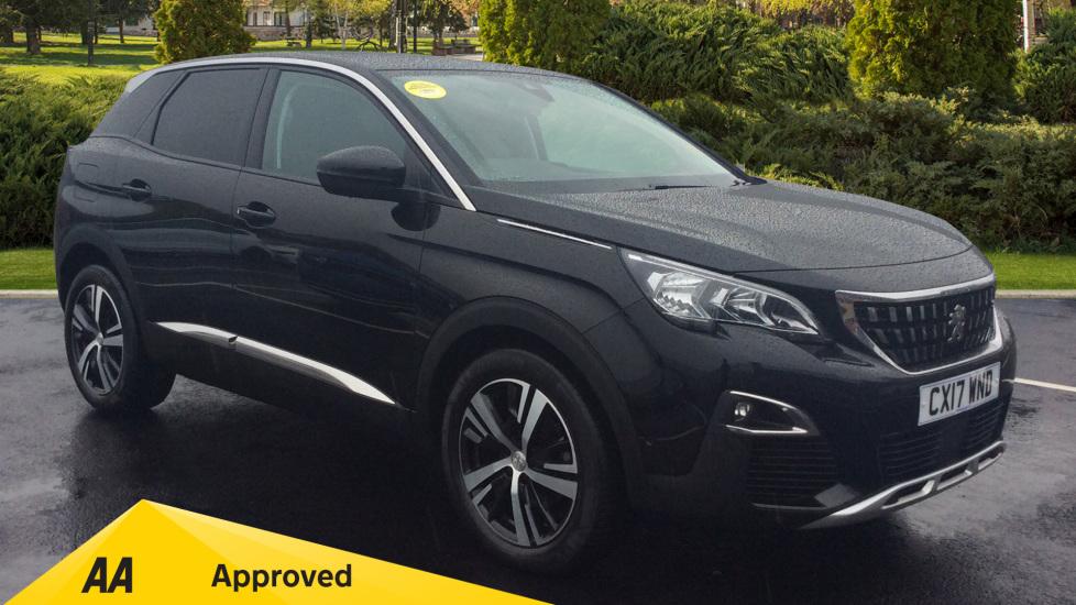 Peugeot 3008 1.6 BlueHDi 120 Allure EAT6 Diesel Automatic 5 door Estate (2017)