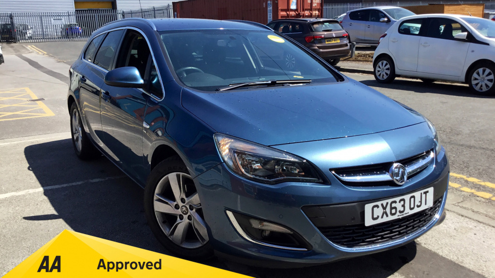 Vauxhall Astra 2.0 CDTi 16V SRi 5dr Diesel Automatic Estate (2013) image