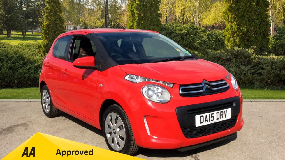 Citroen C1 1.0 VTi Feel 5dr Hatchback (2015) image