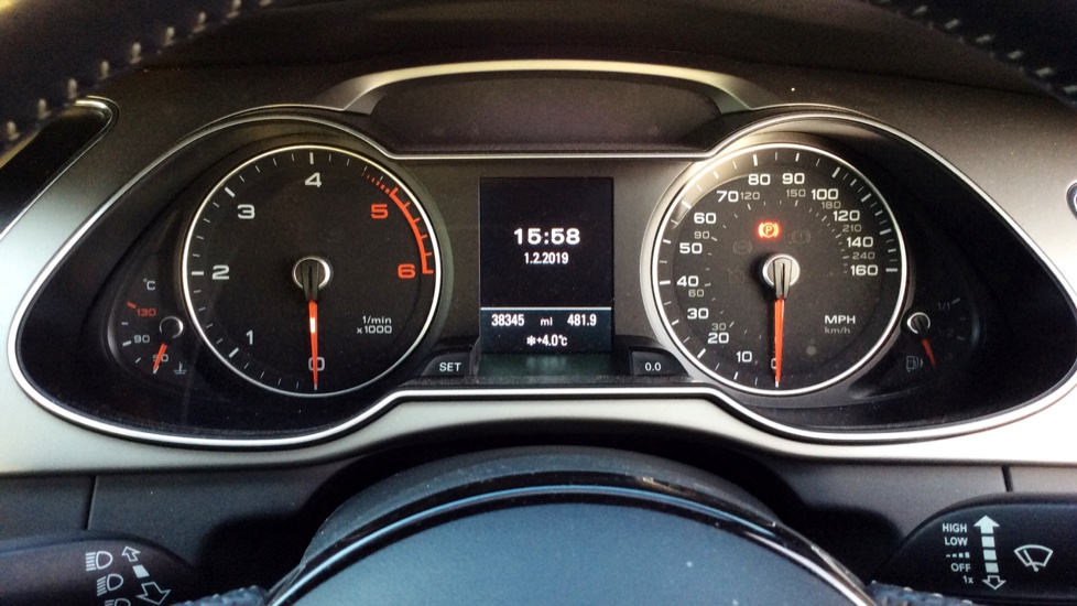 Audi A4 2.0 S Line Tdi image 16