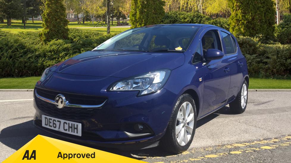 Vauxhall Corsa 1.4 [75] Energy [AC] 5 door Hatchback (2017) image