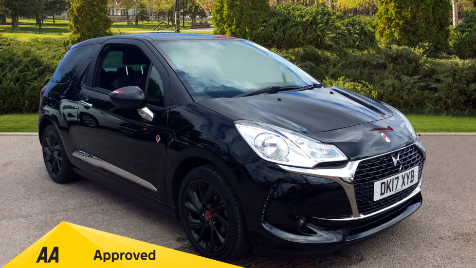 DS DS3 1.2 PureTech 130 Performance Line 3dr Hatchback (2017) at Bolton Motor Park Abarth, Fiat and Mazda thumbnail image