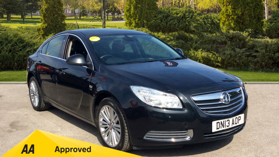 Used - Vauxhall Insignia Cars for Sale | Motorparks