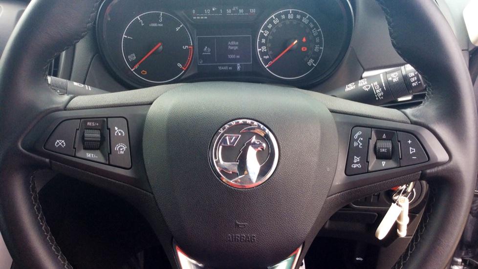 Vauxhall Zafira 1.6 CDTi ecoTEC SRi Nav 5dr image 12
