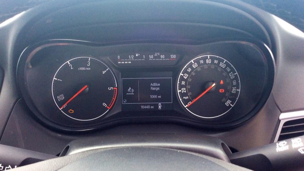 Vauxhall Zafira 1.6 CDTi ecoTEC SRi Nav 5dr image 13