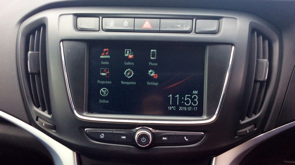 Vauxhall Zafira 1.6 CDTi ecoTEC SRi Nav 5dr image 15