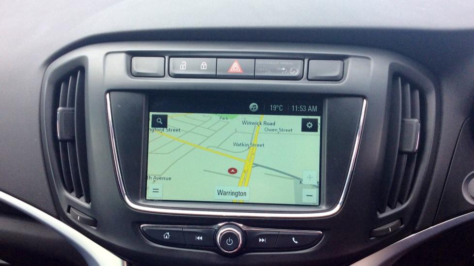 Vauxhall Zafira 1.6 CDTi ecoTEC SRi Nav 5dr image 16