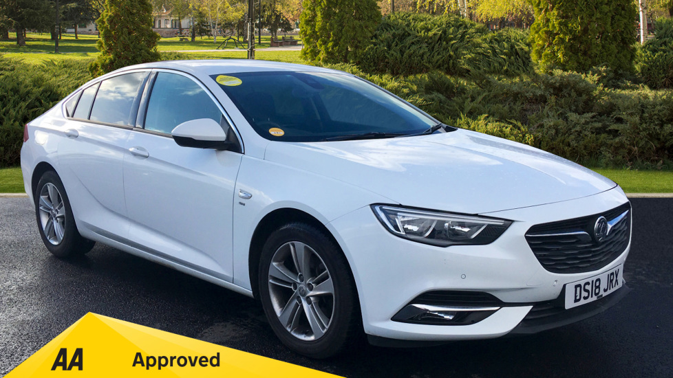 Vauxhall Insignia 1.6 Turbo D [136] SRi Nav Diesel Automatic 5 door Hatchback (2018)