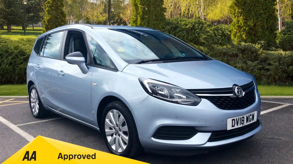 Vauxhall Zafira 1.4T Design 5dr Estate (2018) image