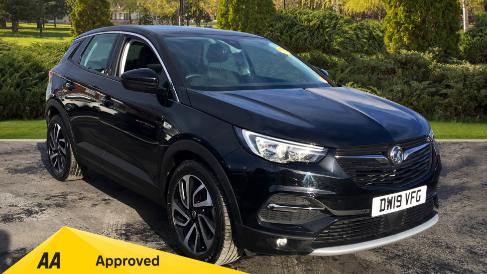 Vauxhall Grandland X 1.2 Turbo Elite Nav 5dr Hatchback (2019)