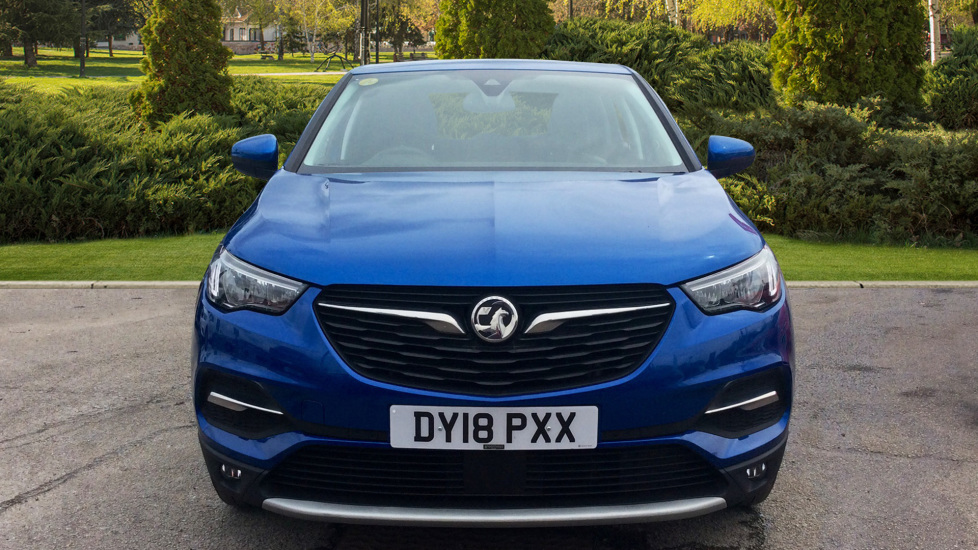 Vauxhall Grandland X 1.6 Turbo D Tech Line Nav image 7