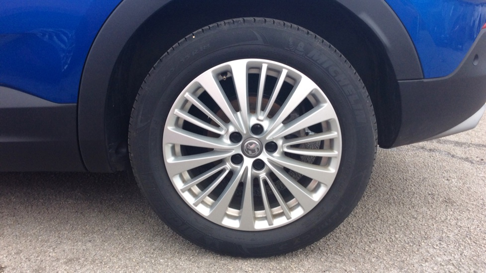Vauxhall Grandland X 1.6 Turbo D Tech Line Nav image 8
