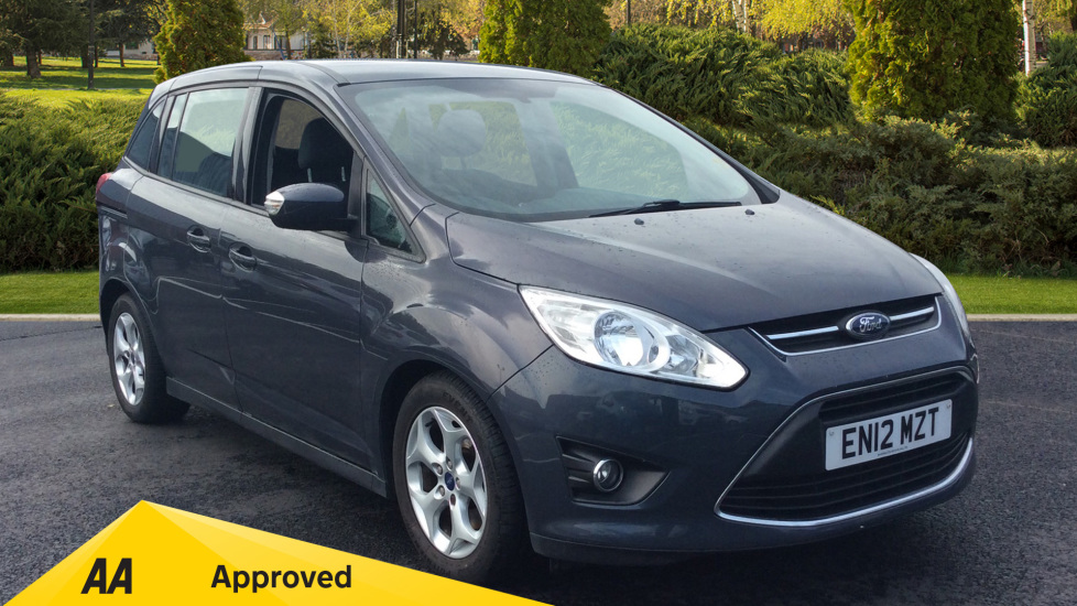 Ford Grand C-MAX 1.6 TDCi Zetec 5dr Diesel Estate (2012) image