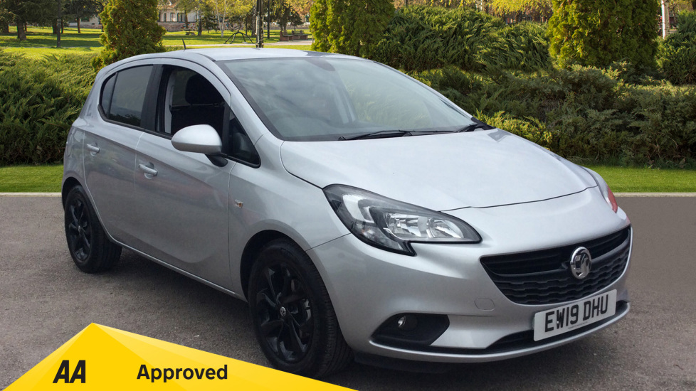 Vauxhall Corsa 1.4 Griffin 5dr Hatchback (2019) at Warrington Motors Fiat, Peugeot and Vauxhall thumbnail image