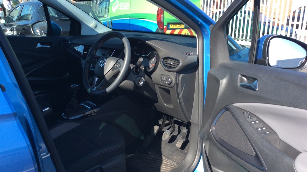 Vauxhall Crossland X 1.5 Turbo D ecoTec [102] Tech Line Nav [S/S] image 11