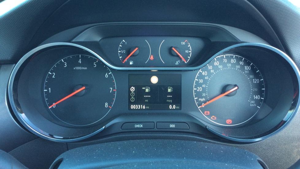 Vauxhall Crossland X 1.5 Turbo D ecoTec [102] Tech Line Nav [S/S] image 16