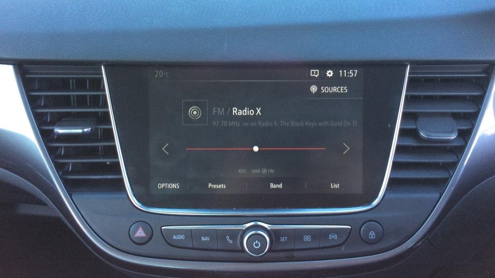 Vauxhall Crossland X 1.5 Turbo D ecoTec [102] Tech Line Nav [S/S] image 19