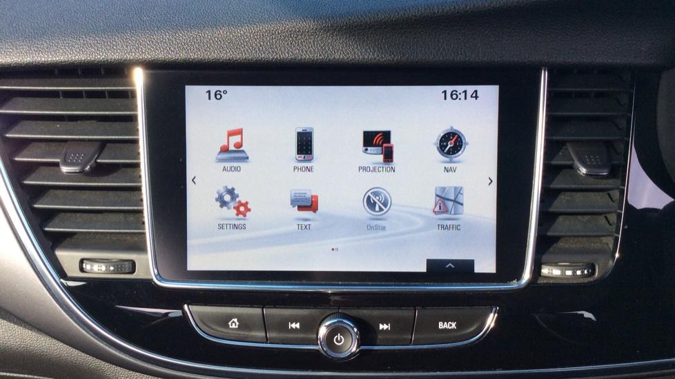 Vauxhall Mokka X 1.4T ecoTEC Design Nav 5dr image 17