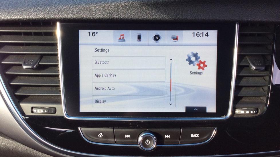 Vauxhall Mokka X 1.4T ecoTEC Design Nav 5dr image 19