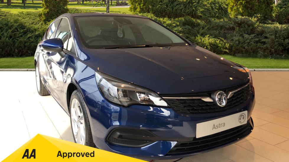 Vauxhall Astra 1.2 Turbo 145 SRi 82019 5 door Hatchback (19MY)