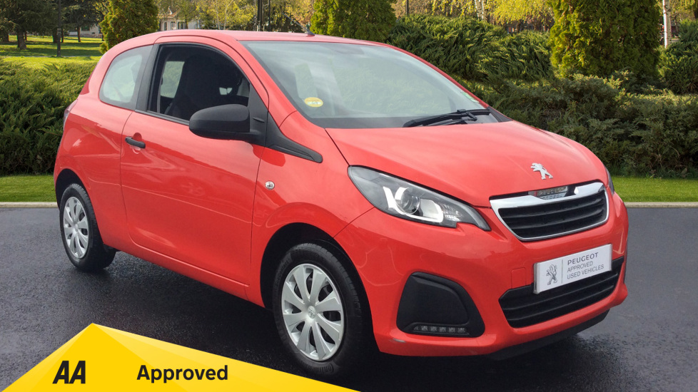 Peugeot 108 1.0 Access 3dr Hatchback (2016) at Warrington Motors Fiat, Peugeot and Vauxhall thumbnail image
