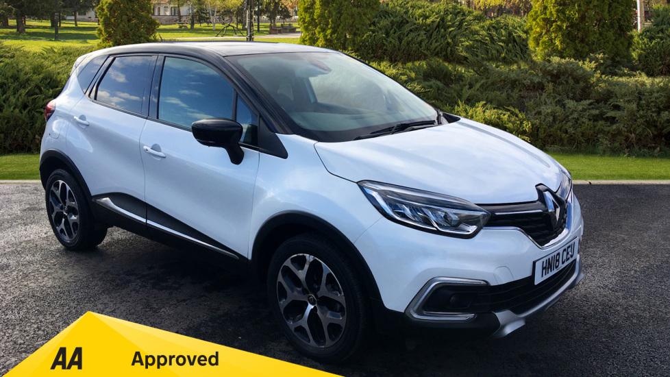 Renault Captur 1.5 dCi 110 Signature X Nav 5dr Diesel Hatchback (2018)