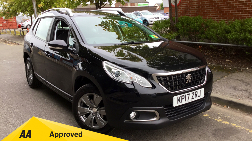 Peugeot 2008 SUV 1.6 BlueHDi 100 Active 5dr Bluetooth Connectivity and DAB Radio Diesel Estate (2017) image