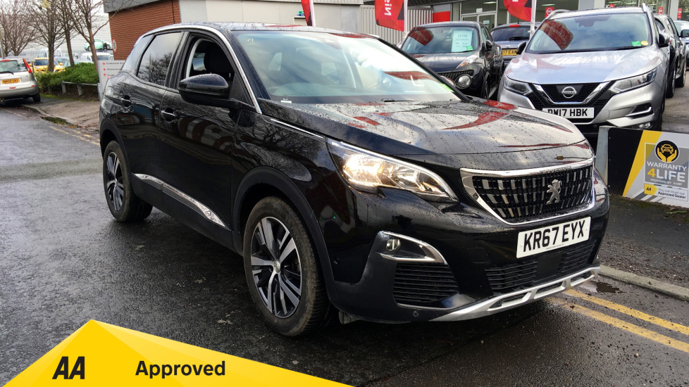 Peugeot 3008 1.6 BlueHDi 120 Allure EAT6 Diesel Automatic 5 door Estate (2018) image
