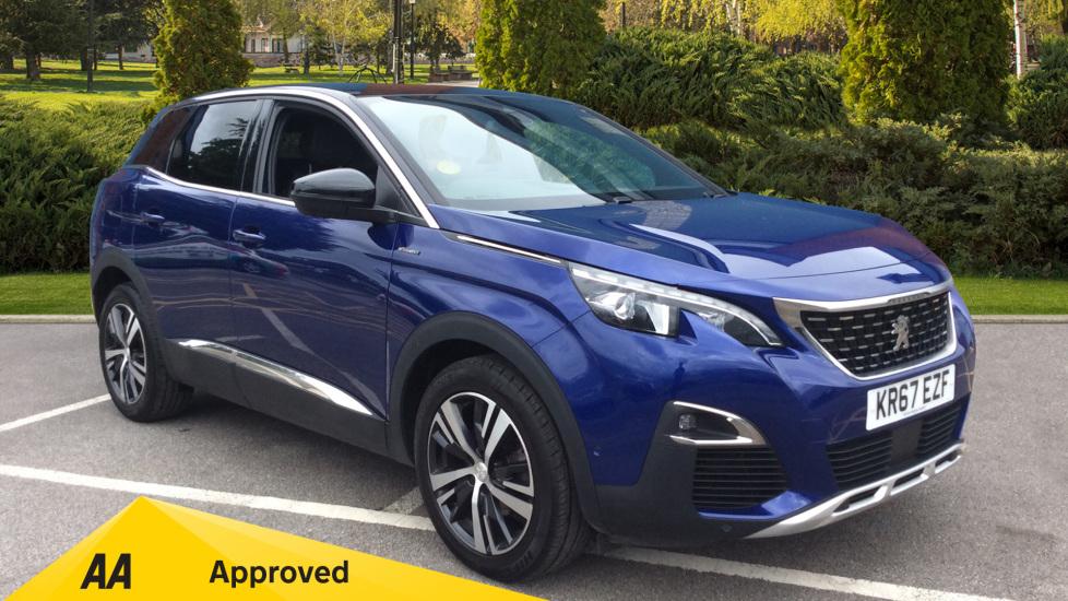Peugeot 3008 1.6 BlueHDi 120 GT Line 5dr Diesel Estate (2018) image