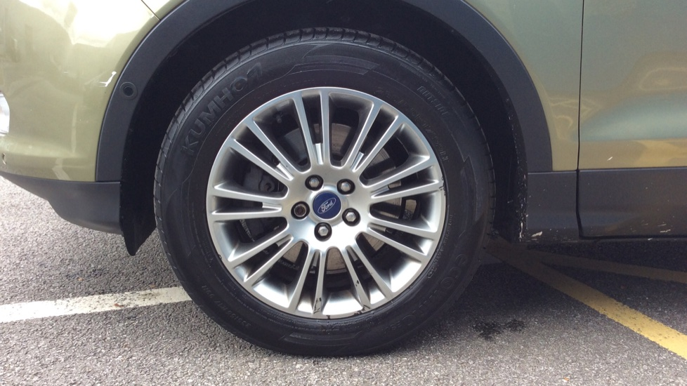 Ford Kuga 2.0 TDCi Titanium 5dr 2WD image 8