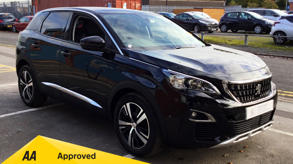 Peugeot 3008 1.6 BlueHDi 120 Allure 5dr Diesel Estate (2017) image