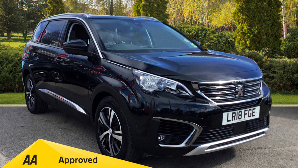 Peugeot 5008 1.6 BlueHDi 120 Allure 5dr Diesel Estate (2018) image