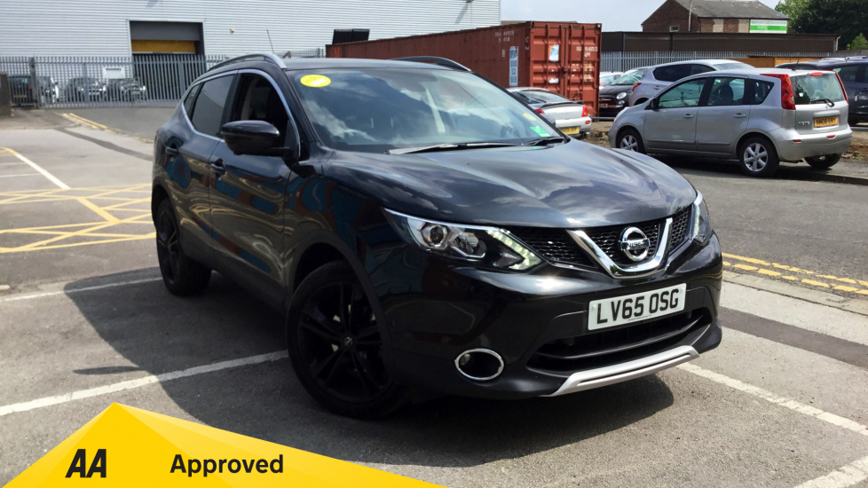 Nissan Qashqai 1.2 DiG-T Tekna [Non-Panoramic] 5dr Hatchback (2015) image