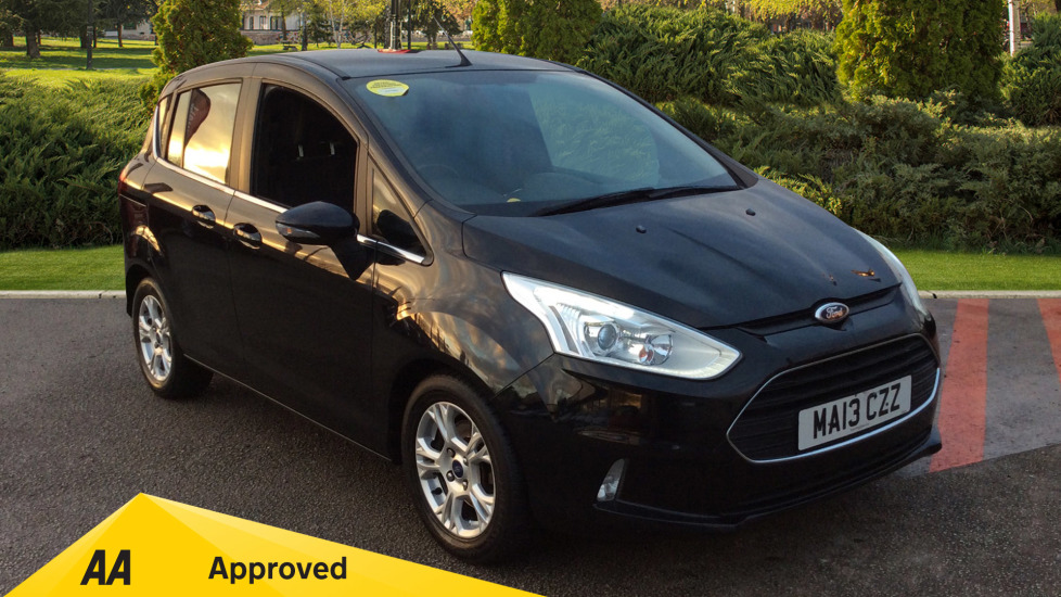 Ford B-MAX 1.6 Zetec 5dr Powershift Automatic Hatchback (2013)