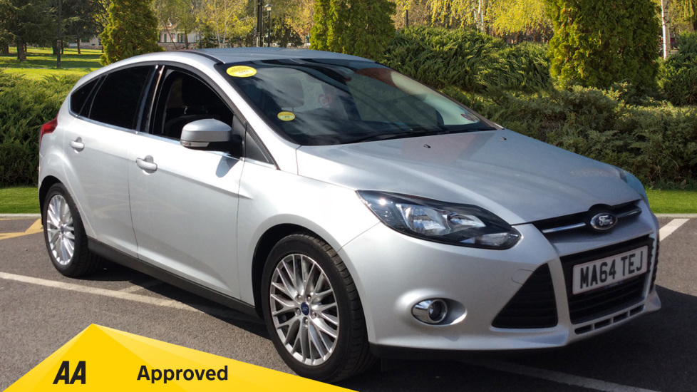 Ford Focus 1.6 125 Zetec Powershift Automatic 5 door Hatchback (2014) image