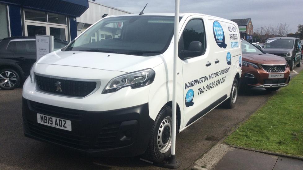 Peugeot Expert 2.0 BlueHDi 120 Professional Van 4 Diesel 4 door (2019)