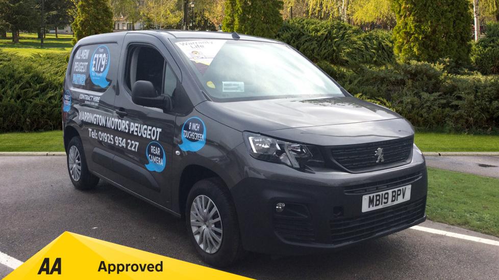 Peugeot Partner PARTNER PROFESSIONAL L1 B 1.6 Diesel 5 door (2019)