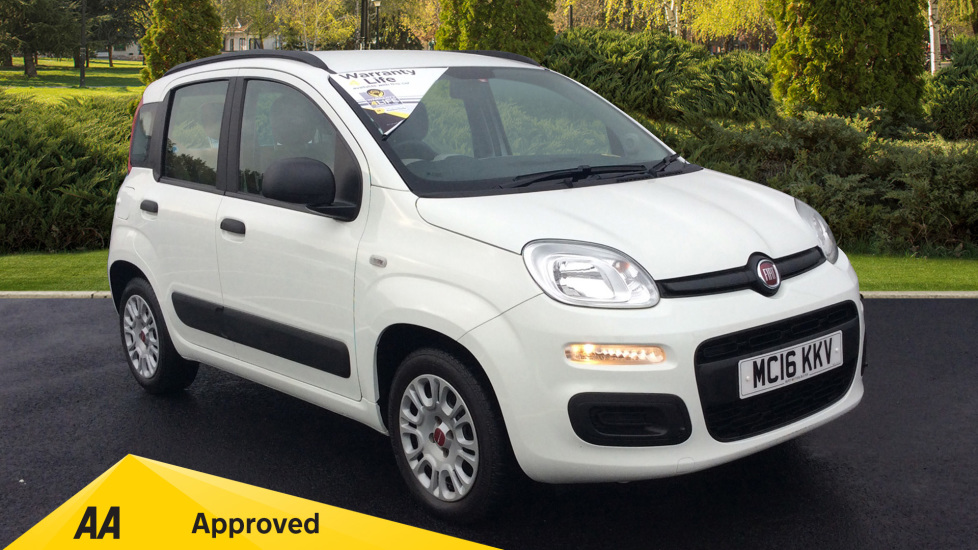 Fiat Panda 1.2 Easy 5dr Hatchback (2016) at Warrington Motors Fiat, Peugeot and Vauxhall thumbnail image