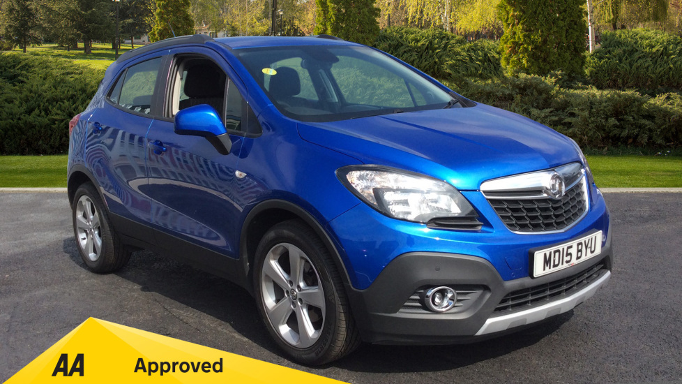 Vauxhall Mokka 1.7 CDTi Exclusiv 5dr Diesel Hatchback (2015) at Warrington Motors Fiat, Peugeot and Vauxhall thumbnail image