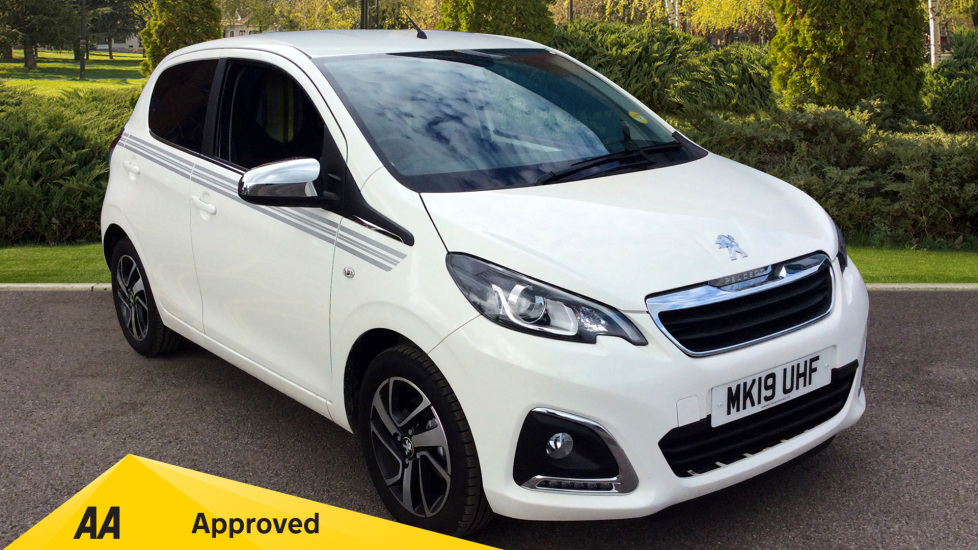 Peugeot 108 1.0 72 Collection 5dr Hatchback (2019)
