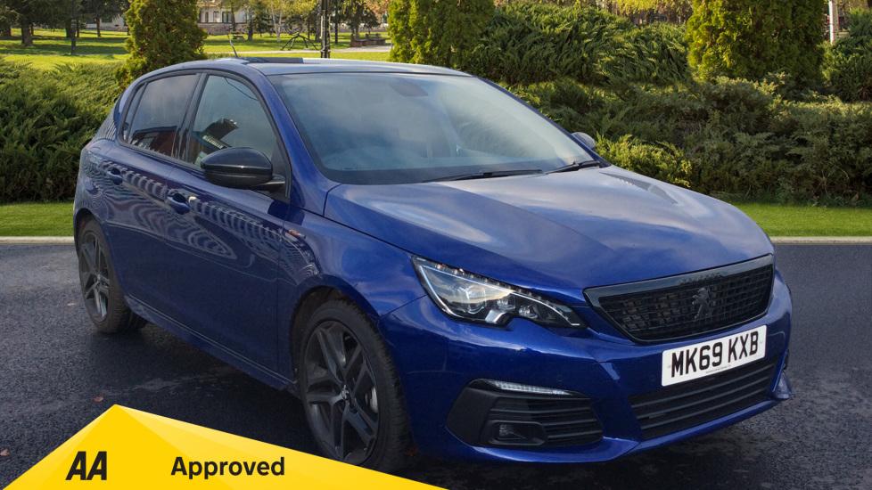 Peugeot 308 1.5 BlueHDi 130 GT Line 5dr Diesel Hatchback (2019) image