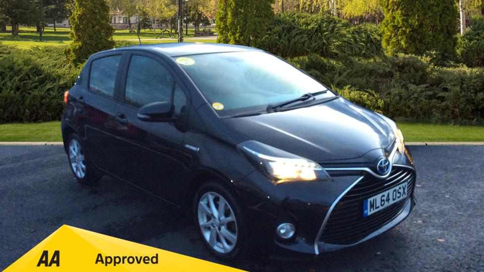 Toyota Yaris 1.5 Hybrid Excel CVT Petrol/Electric Automatic 5 door Hatchback (2014)
