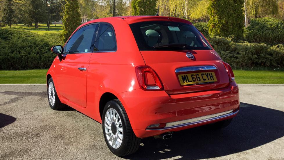 Fiat 500 1.2 Lounge ECO 3dr image 2