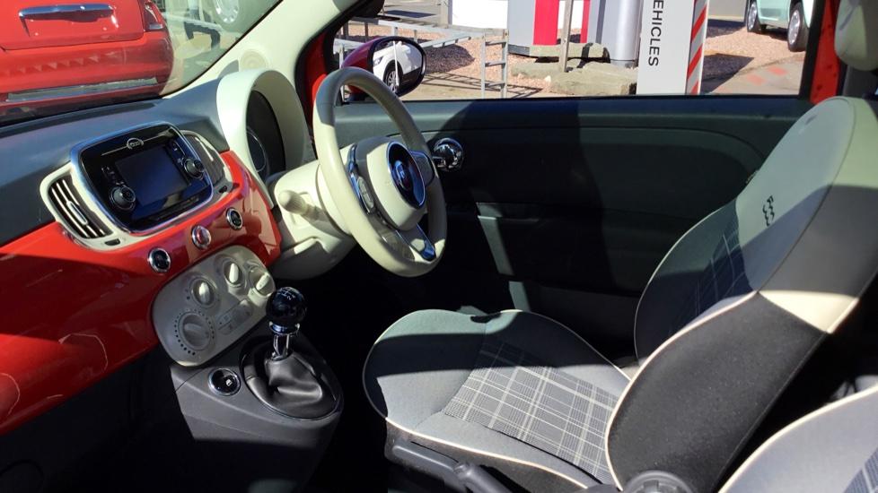 Fiat 500 1.2 Lounge ECO 3dr image 3